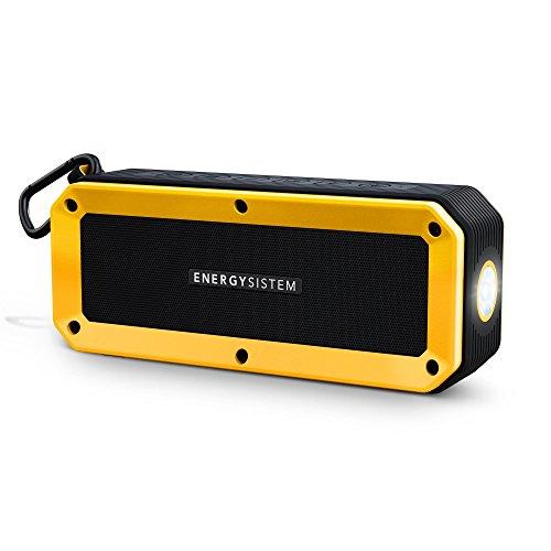 Consumer Electronics Bright Bafle Altavoz Portatil Resistente Al Agua Excelente Bluetooth Recargable Negro A Complete Range Of Specifications Audio Docks & Mini Speakers