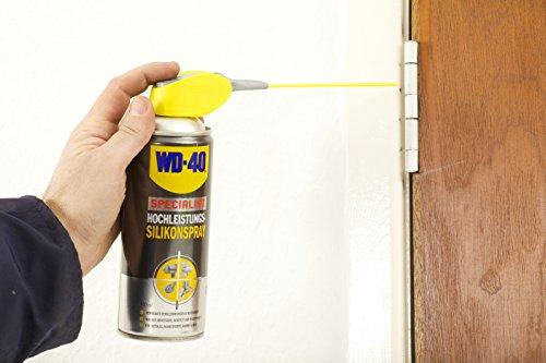 WD-40 1810032 Spécialiste Lubrifiant au Silicone 400ml