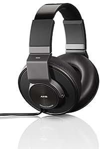AKG - K550 - Casque Audio - Fermé - Pliable sans Fil  -  Haute Performance - Noir