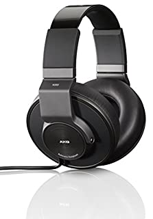 AKG - K550 - Casque Audio - Fermé - Pliable sans Fil - Haute Performance - Noir (B005CNR7B0) | Amazon price tracker / tracking, Amazon price history charts, Amazon price watches, Amazon price drop alerts