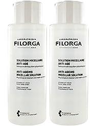 Filorga Solution Micellaire Anti-Âge Lot de 2 x 400 ml