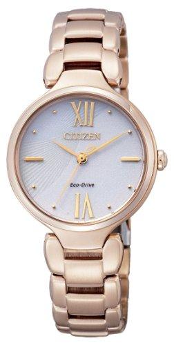 Citizen citizen l eco drive- em0022-57a - orologio da polso donna