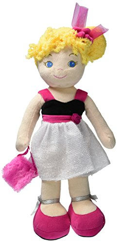 Girlzndollz Victoria Prom Night Baby Doll, Pink/White/Black