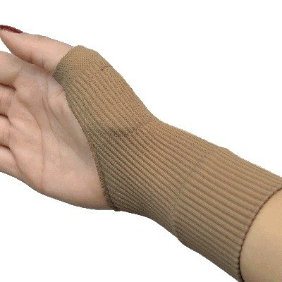 Medipaq Gel-Stützbandage für Daumen und Handverletzungen Schmerzende Arthritis? -