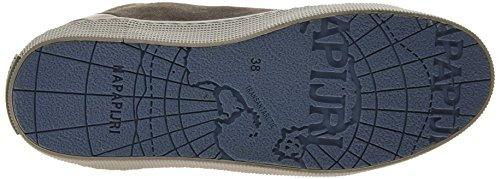 NAPAPIJRI - Ellen, Sneaker alte Donna Grigio (Grau (grey stone N80))