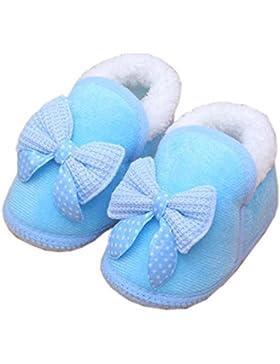 Lindo bebé recién nacido niñas zapatos botines niño zapatos para caminar infantil regalo de la ducha del bebé, 14