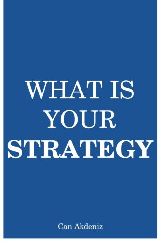 What Is Your Strategy: A Guide to Making Perfect Strategies: Volume 6 (Self Improvement & Habits)
