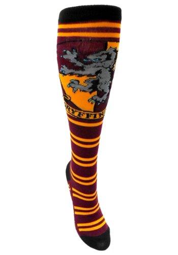 Harry Potter Gryffindor Juniors Red Knee High Socks