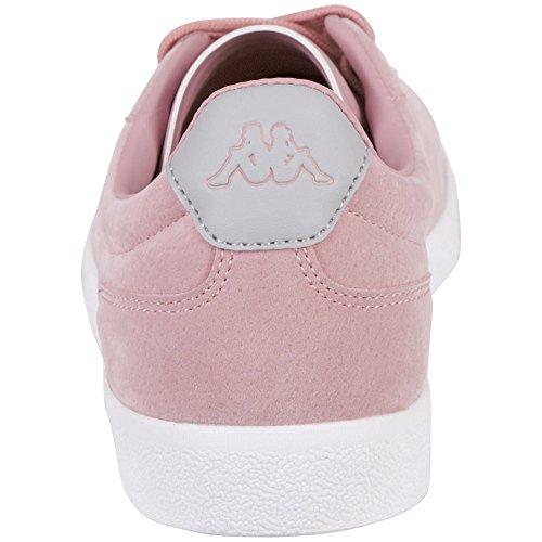 Kappa Legend, Sneaker Donna Rosa (2114 rosé/l´grey)