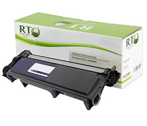 Renewable Toner Compatible E310 E51X (2RMPM) Cartridge Replacement for Dell  E310DW, E514DW, E515DN, E515DW