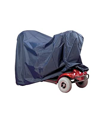 Homecraft Scooter Storage Cover - Blue (Eligible for VAT relief in the UK)
