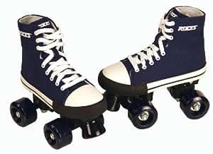Roces Classic Roller quad loisir mixte enfant Bleu Marine 34 cm