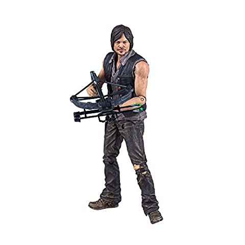Action Figur The Walking Dead TV VI - Daryl Dixon Exclusive