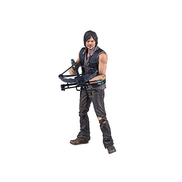Action Figur The Walking Dead Tv VI - Daryl Dixon Exclusive [Importación Alemana] 1