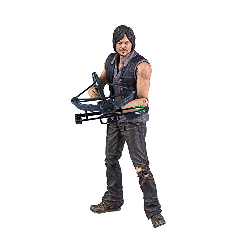 McFarlane Toys The Walking Dead TV Series 6 Daryl Dixon Action Figura