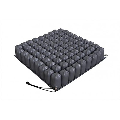Cuscino antidecubito a bolle d\'aria | Cuscino antidecubito a 1 valvola | Cuscino quadrato | 45 x 40 cm