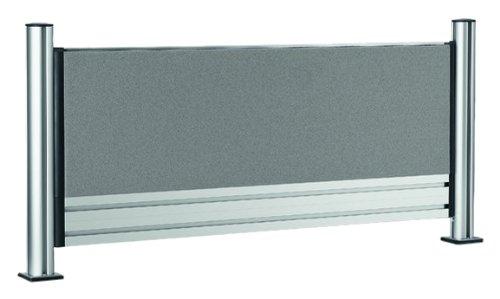 Novus 977+1202+000 SlatWall VISIO 120cm lichtgrau