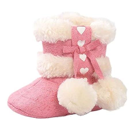 Converse Hello Kitty - Bluestercool Chaussures bébé semelle souple neige Bottes