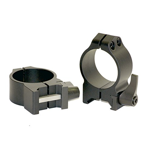 Warne Scope Mounts Warne Maxima Quick Detach Ringe Mfg Maxima Quick Detach Ringe 30 mm Medium -