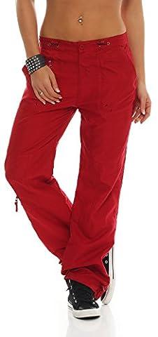 SUCCESS Les dames Cargo le pantalon Casual Wear Chino la matière le pantalon 5 Pocket Regular En forme le pantalon de temps libre