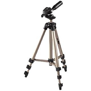 Hama Star 05 - Trípode para cámaras Foto/Video, 106.5 cm, Aluminio, Cabeza 3D, Color Dorado (B000EBFN70) | Amazon price tracker / tracking, Amazon price history charts, Amazon price watches, Amazon price drop alerts