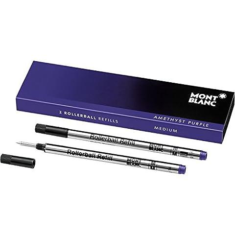 Montblanc tintenmine, M 2x 1, améthyste violet (106931) violett
