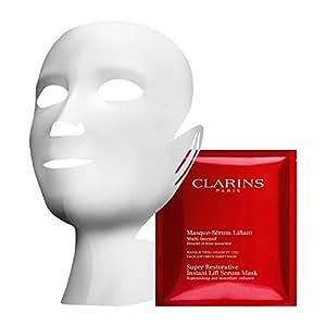 Clarins Masque-Sérum Liftant, Box 5 Pezzi, 30 ml x 5