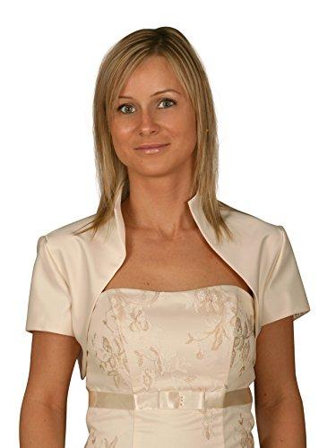 deine-Brautmode -Giacca Donna Bordeaux/Rot