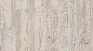 tarima flotante blanca: Nautic Gerflor Senso - albayalde Blanc VS vinilo-laminado cubresuelos 0301 de su...