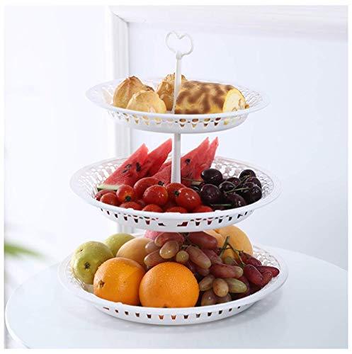 KISlink 4Tier Fruit Etagere, Mat...