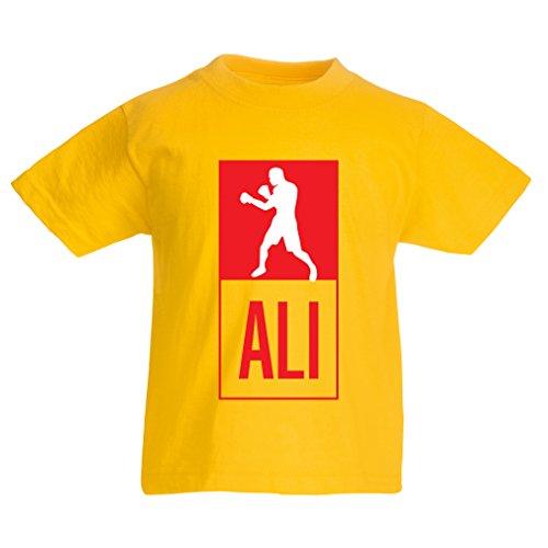 Camisas para niños Boxeo - en el Estilo de Lucha para Entrenamiento, Deportes, Ejercicio, Funcionamiento...