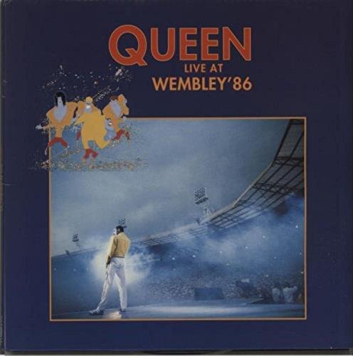 Live At Wembley stadium 1986
