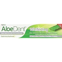 Optima Aloedent Blanchiment Dentifrice 100 ml - Lot de 3