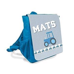 Kinder-rucksack für Jungen mit Namen Geschenk