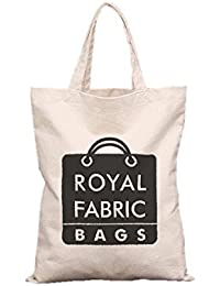 Royal Fabric Cotton Carry Bags 13'X 16 Inches (Pack Of 10)
