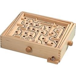 Jac - Laberinto de madera
