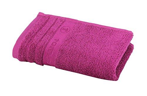 Terry asciugamano ospite Tom Tailor Uni-, Rosa pink, 30x50