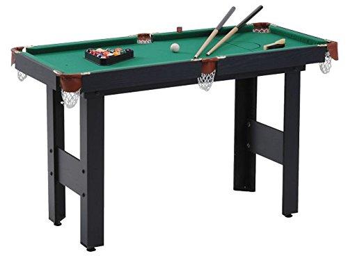 Garlando dallas 4ft - tavolo da biliardo - 121 x 76 x 61 cm
