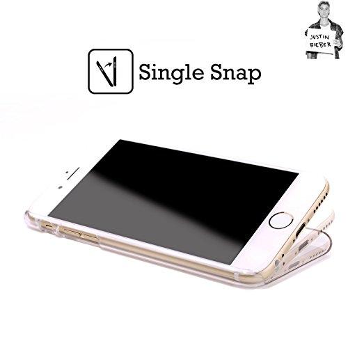 Offizielle Justin Bieber Kalender Schwarz Und Weiss Purpose Ruckseite Hülle für Apple iPhone 5 / 5s / SE Kalender Schwarz Und Weiss