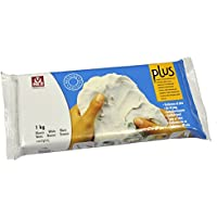 Sio2 Plus - Argilla da modellare, 1 kg, colore: