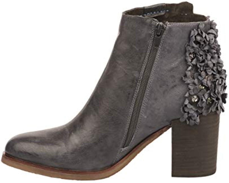Boots Femme - - FEMME PLUS - Femme Bleu MarineB07K9WZRFNParent 4bf209