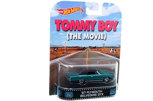 Preisvergleich Produktbild Hot Wheels 1:64 1967 Plymouth Belvedere GTX Cabrio *Tommy Boy*