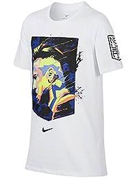 Nike Neymar B NK Dry tee Hero - Camiseta, Niño, ...