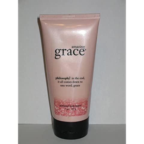 Philosophy Amazing Grace Perfumed Body Butter 5 oz Tube Sealed