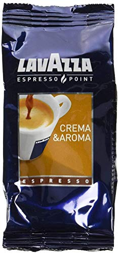 Pieroworld - 100 Capsule Lavazza Espresso Point Cialde Crema & Aroma