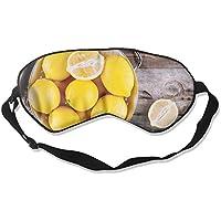 Yellow Lemon 99% Eyeshade Blinders Sleeping Eye Patch Eye Mask Blindfold For Travel Insomnia Meditation preisvergleich bei billige-tabletten.eu