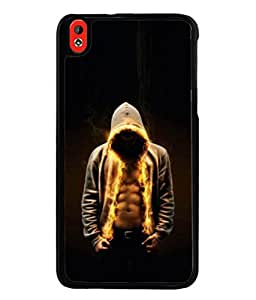 PrintVisa Designer Back Case Cover for HTC Desire 816 :: HTC Desire 816 Dual Sim :: HTC Desire 816G Dual Sim (Portrait Picture Body Belt Trouser Pants )