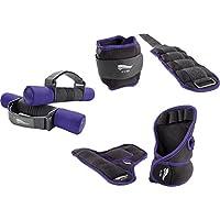 CRIVIT ® Fitness-Gewichteset, 6-teilig