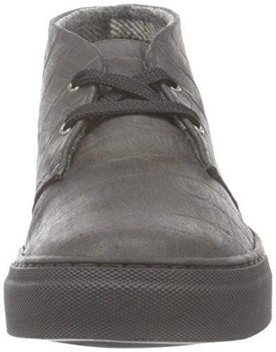 Jonny´s Vegan Damen Grethe High-Top, Schwarz (Negro), 37 EU - 4