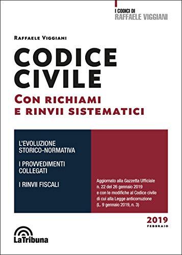 Codice civile con richiami e rinvii sistematici